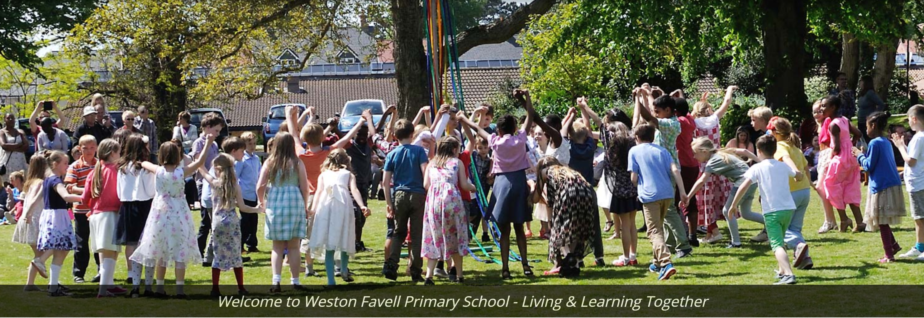 Weston Favell Primary School Blogs